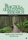 The Practice of Qualitative Research by Sharlene Hesse-Biber