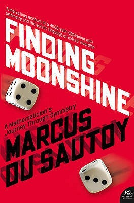 Finding Moonshine by Marcus du Sautoy