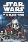 Defenders of the Republic (Star Wars: The Clone Wars Junior Novel, #3)