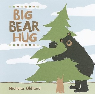 Big Bear Hug by Nicholas Oldland