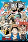 One Piece, Volume 51: The Eleven Supernovas (One Piece, #51)