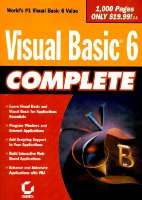 Visual Basic 6 Complete by Steve Brown