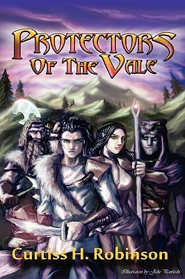 Protectors of the Vale (The Heroes of Dae'Run #1 #1)
