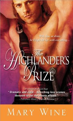 The Highlander's Prize by Mary Wine
