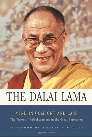 Mind in Comfort and Ease by Dalai Lama XIV