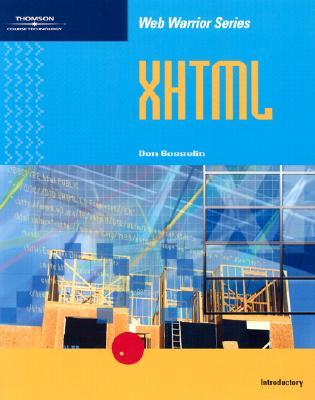 XHTML: Introductory