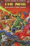 Justice League of America: The Nail (Justice League of America: The Nail, #1)