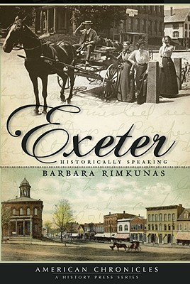 Exeter: Historically Speaking