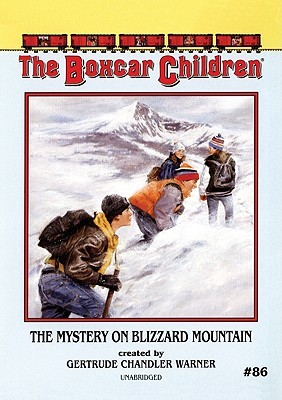 The Mystery of the Blizzard Mountain