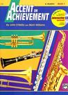 Accent on Achievement B-Flat Trumpet Book 1 [With CD]