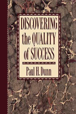 Discovering The Quality Of Success