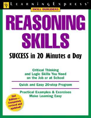 Reasoning Skills Success In 20 Minutes A Day by LearningExpress ...