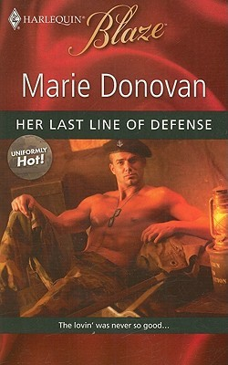 Her Last Line of Defense by Marie Donovan