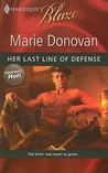 Her Last Line of Defense (Uniformly Hot!, #9)