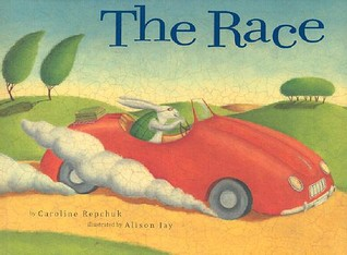 The Race by Caroline Repchuk