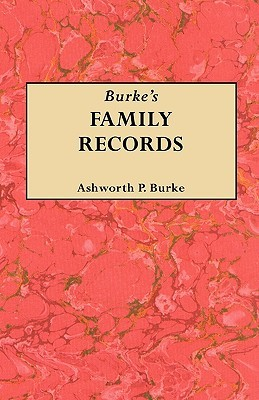 Burke's Family Records