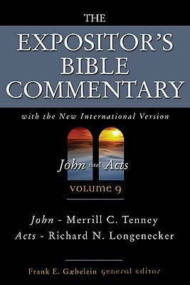 The Expositor's Bible Commentary: With the New International Version: John and Acts v. 9