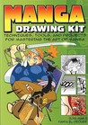 Manga Drawing Kit: Techniques, Tools, and Projects for Mastering the Art of Manga
