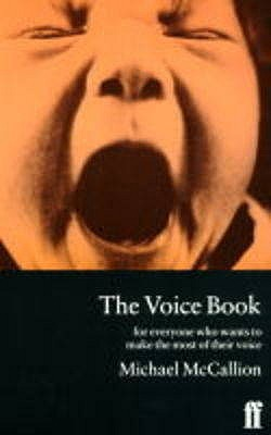 The Voice Book by Michael McCallion