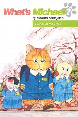 What's Michael?, Vol. 11: Planet of the Cats