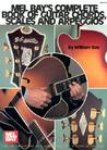 Mel Bay's Complete Book of Guitar Chords, Scales and Arpeggios