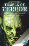 Temple of Terror (Fighting Fantasy: Reissues 1, #19)