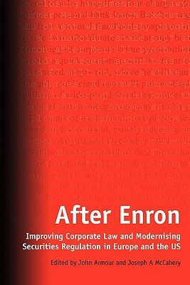 After Enron by John Armour
