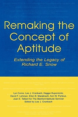 Remaking the Concept Aptitude by Joan E. Talbert