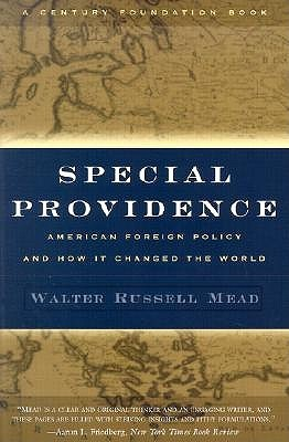 Special Providence by Walter Russell Mead