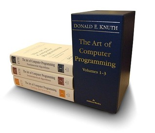 The Art of Computer Programming, Volumes 1-3 Boxed Set by Donald Ervin Knuth