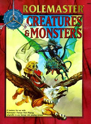 Creatures & Monsters by S. Coleman Charlton