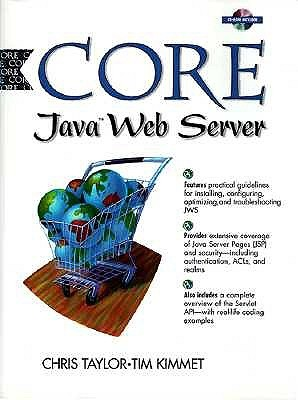 Core Java Web Server by Chris Taylor