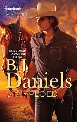 Stampeded (Whitehorse, MT: Chisholm Cattle Co., #4)