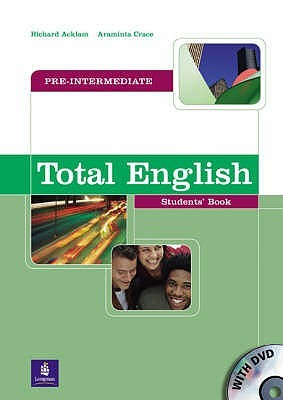 Total English Pre Intermediate: Student's Book And Dvd Pack (Total English)