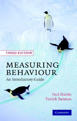 Measuring Behaviour: An Introductory Guide
