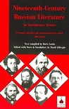 Nineteenth-century Russian Literature: An Introduction