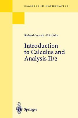 Introduction to Calculus and Analysis II/2: Chapters 5 - 8