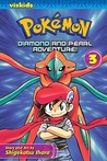 Pokémon: Diamond and Pearl Adventure!, Vol. 3