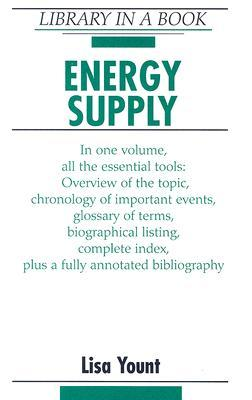 Energy Supply by Lisa Yount