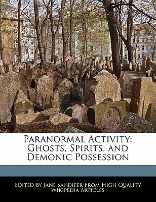 a discussion on ghosts and the paranormal Paranormal-encyclopediacom is a free resource website that aims to provide reliable, objective information about paranormal activity and phenomena the public is invited to participate and help build this resource.