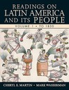 Readings on Latin America and Its People, Volume 1: To 1830