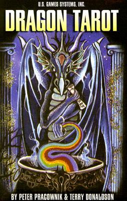 Dragon Tarot [With Instruction Booklet] by Peter Pragownik