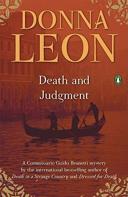 Death and Judgment (Commissario Guido Brunetti Mysteries by Donna Leon