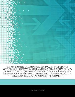 Articles on Linux Numerical Analysis Software, Including by Hephaestus Books