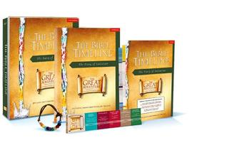 The Great Adventure Bible Timeline Study Kit by Jeff Cavins