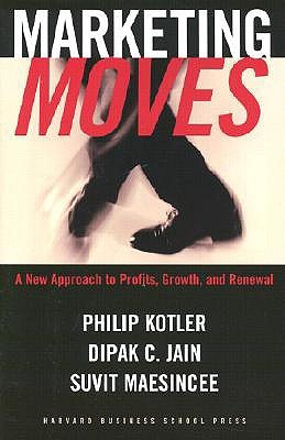 Marketing Moves by Philip Kotler