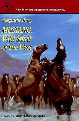 Mustang by Marguerite Henry