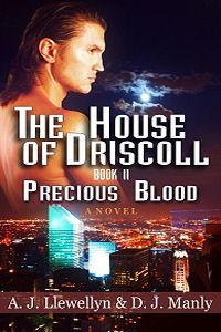 Precious Blood by A.J. Llewellyn