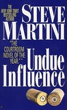 Undue Influence (Paul Madriani, #3)