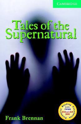 Tales of the Supernatural: Level 3 Lower Intermediate [With CD]